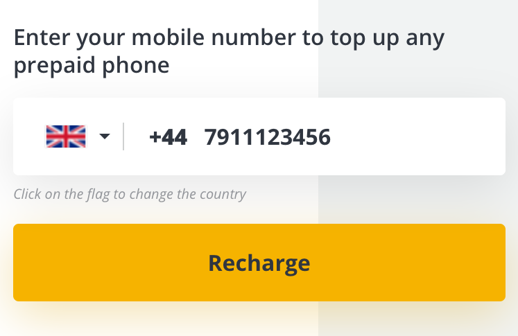 top up mobile with bitcoin