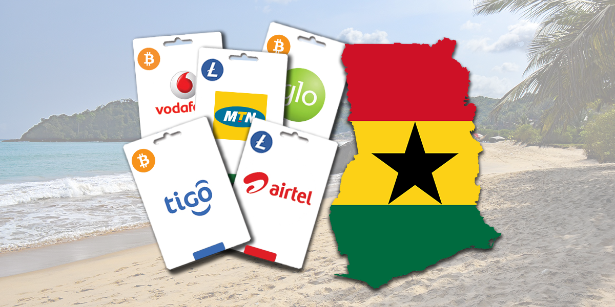 Top Up Mobile Credit With Bitcoin In Ghana - CryptoRefills