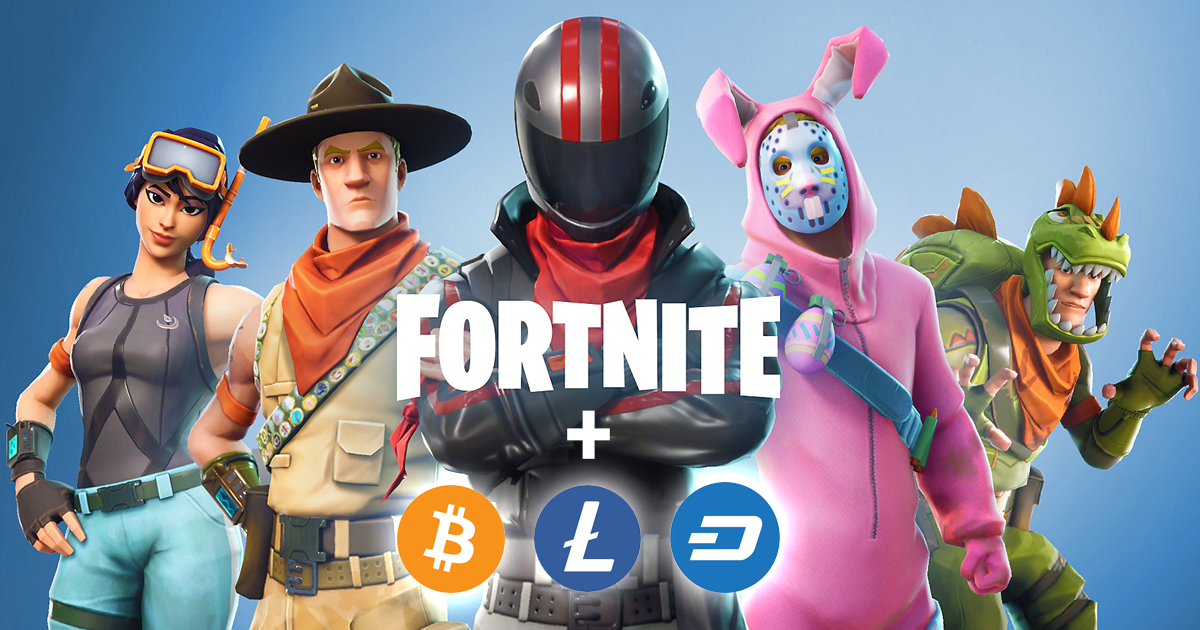 are v bucks cryptocurrency