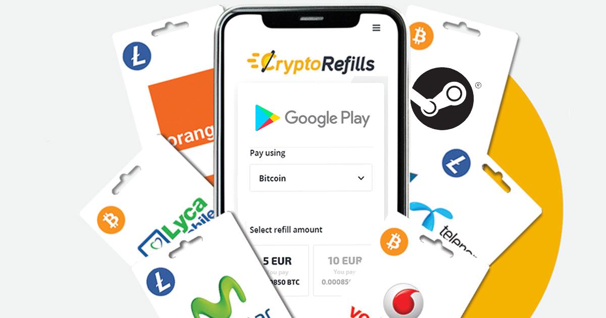 bitcoin refill)
