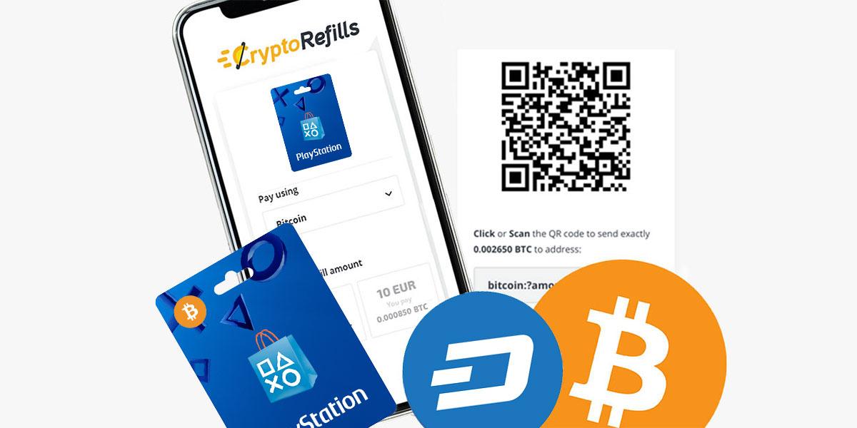 carta regalo commercio playstation per bitcoin