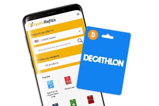 Comprare Prodotti Decathlon Con I Bitcoin