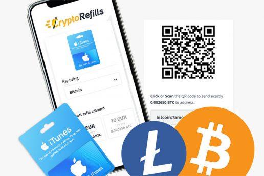 Acquista iTunes Con Bitcoin