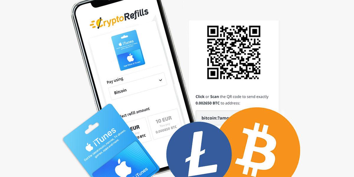 acquistare bitcoin con itunes