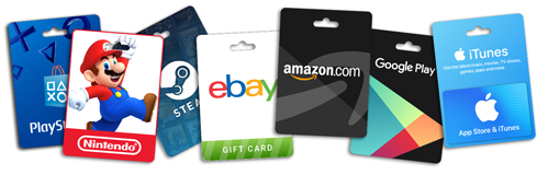 Shop with your crypto for real-world goods and services by purchasing gift cards