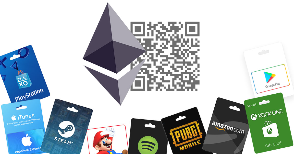 Shop with Ethereum