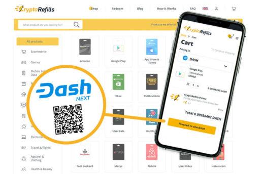 Dash Next & Cryptorefills Recap on the 30% Dash Redeem Campaign