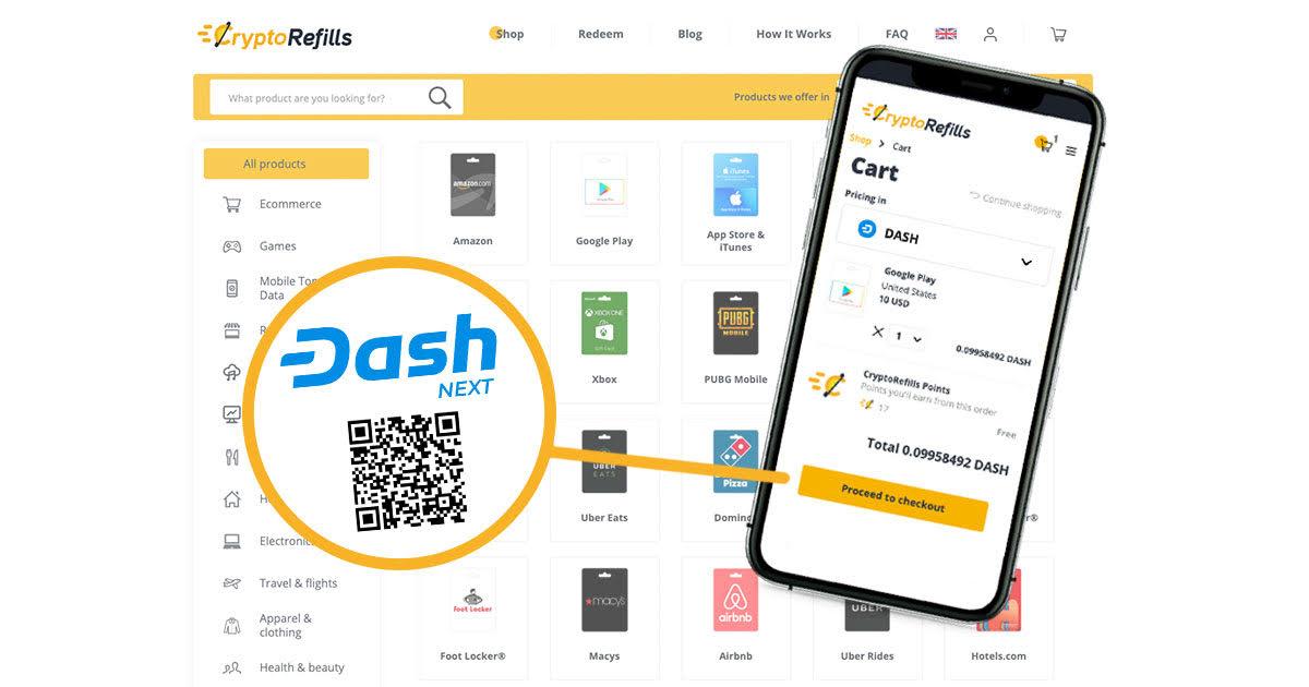 dash-cryptorefills-partnership-recap