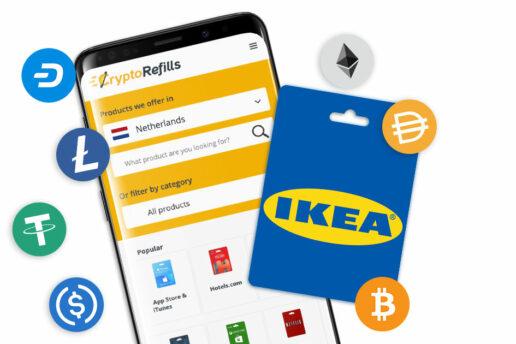 Buy Ikea Gift Card With Bitcoin