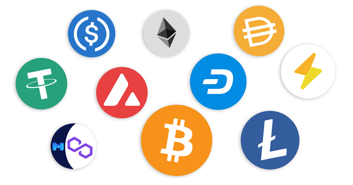Your Crypto. Your Choice.