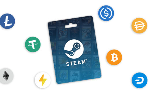 Buy Steam Games With Ethereum