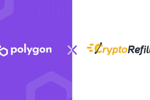 CryptoRefills Sees a Strong Growth in Transactions over Polygon Network