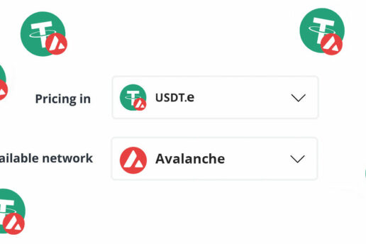 How to Use USDT.e Token at CryptoRefills