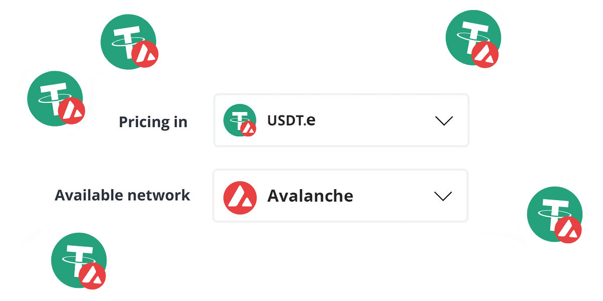 How to Convert and Use USDT.e Token at CryptoRefills